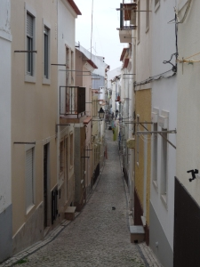 Nazaré town