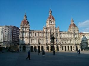 Plaza Maria Pita
