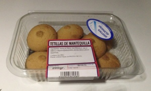 The new supermarket exposed us to yet more Galician nipples: Nipple biscuits!