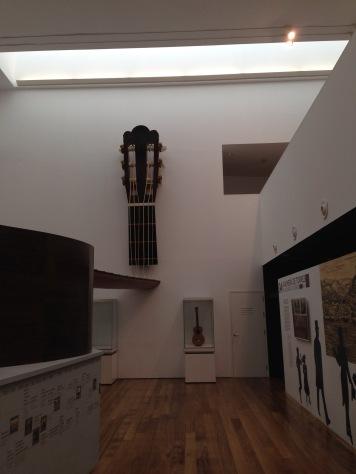 Museo de la Guitarre, Almería